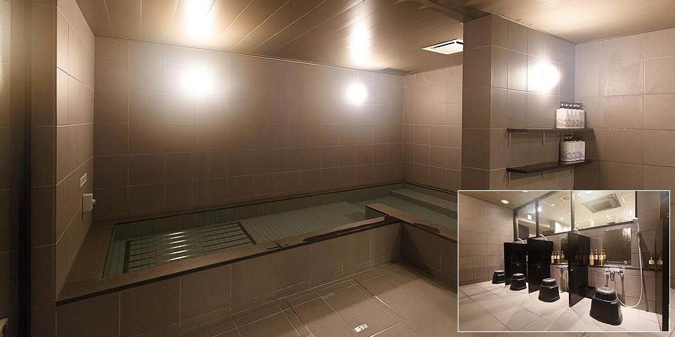 大浴場SPA